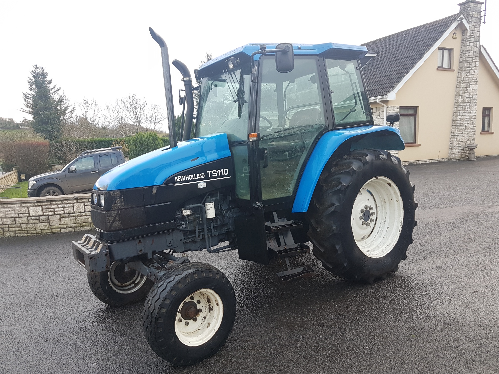 New Holland TS110 - Walmsley Tractors Limited